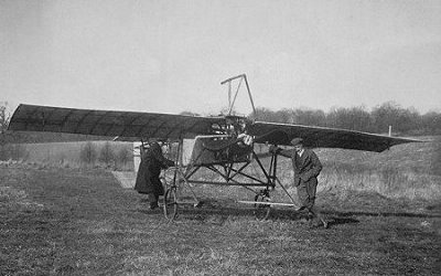 Denham Aerodrome in the First World War