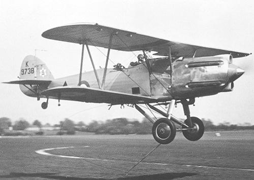 Denham Aerodrome in 1937